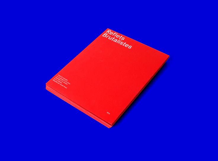 Création d'un projet d'édition sur Le Corbusier.En parallèle avec une maquette d'architecture des 3e années de l'ESAG Penninghen. Professeur : Muriel Paris.