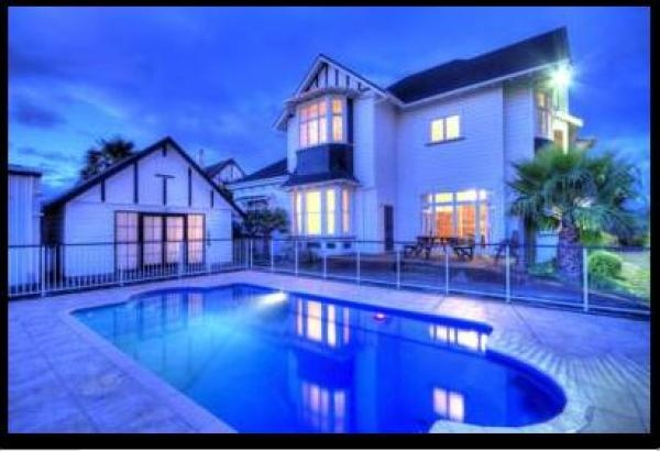 Beautiful holiday home, Gisborne
