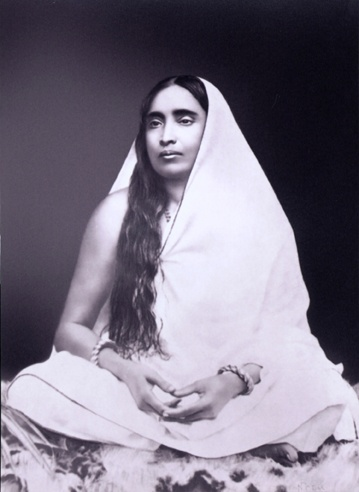 """But I tell you one thing—if you want peace of mind, do not find fault with others. Rather see your own faults. Learn to make the whole world your own. No one is a stranger my child: this whole world is your own!"" - Holy Mother, Sri Sarada Devi"