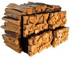This pile of wood is really a piece of furniture!: Cabinets, Ideas, Dresser, Wood Pile, Furniture, Firewood, Woods