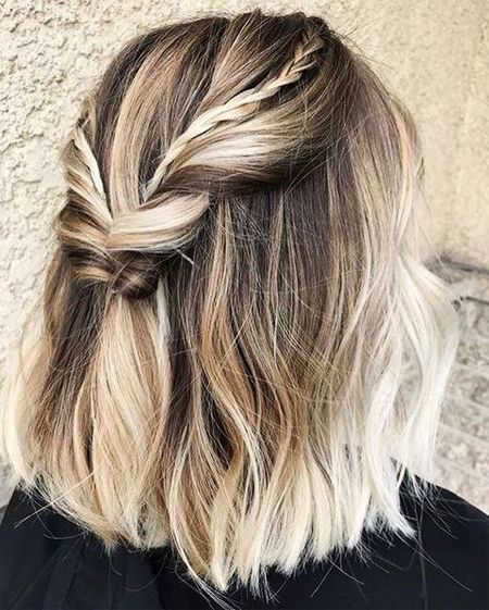 Stylish Braids Hairstyles Ideas Make You Fashionable
