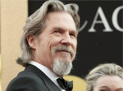 Jeff Bridges. Awesome actor, awesome singing voice, awesome beard.