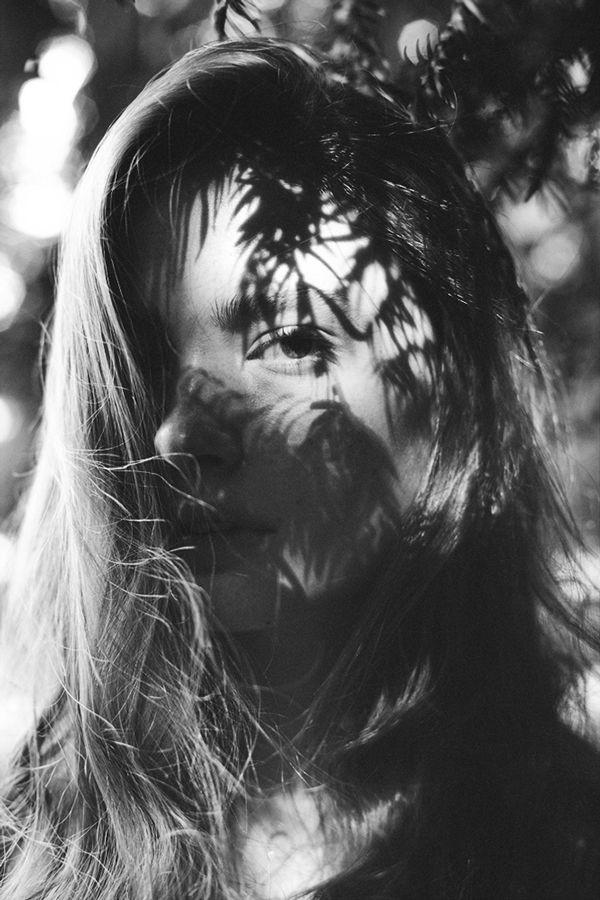 Portraits of Helena by Marta Bevacqua, via Behance