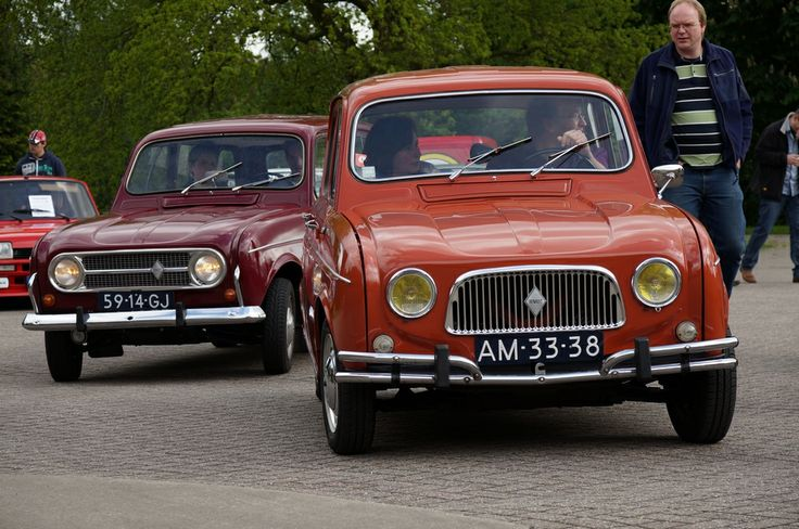 Renault 4  www.tontonsrider.be www.facebook.com/TontonsRiderTeam