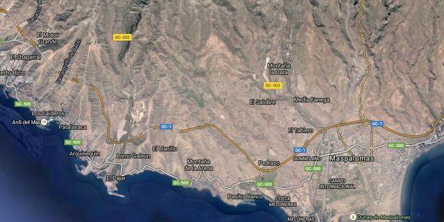 Un posible rapto de una menor en el sur de Gran Canaria investigado por Guardia Civil y Policía Nac...