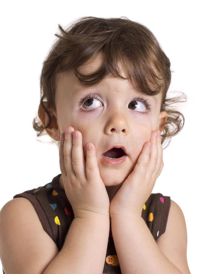 Surprised Girl Three Years Old Girl Amased Surprised And Making Faces Sponsored Years Girl Surprised Amased Faces Ad Making Faces Old Girl Girl