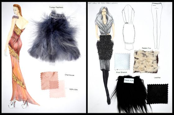 Fashion Design Artwork