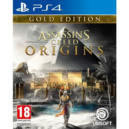 Superb Assassin's Creed: Origins Gold Edition PS4 Now At Smyths Toys UK! Buy Online Or Collect At Your Local Smyths Store! We Stock A Great Range Of Coming Soon - PlayStation 4 At Great Prices.