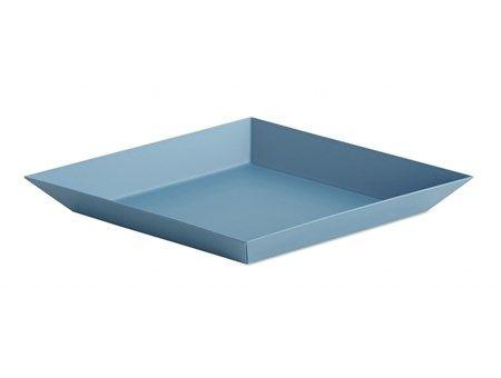 HAY Kaleido tray XS Blå