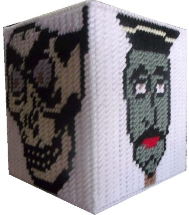 achmed and jose jalepeno on a stick jeff dunham tissue box cover