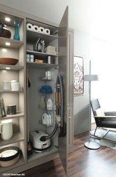Interior Accessories - contemporary - pantry - minneapolis - Belle Kitchen design | build