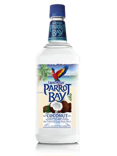 Captain Morgan Parrot Bay Rum Drinks | thebar.com