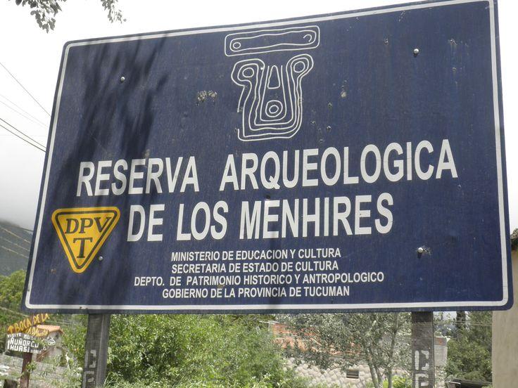 Reserva Arqueológica de los Menhires