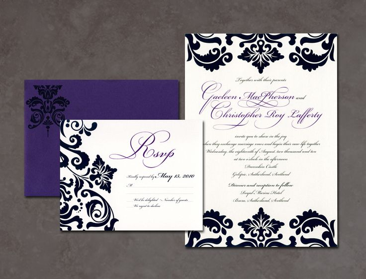 Formal Wedding Invitation Templates: 29 Best Free Printables Images On Pinterest