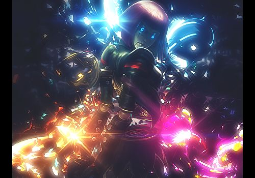 Bladecraft Orianna by YugataKisu.deviantart.com on @DeviantArt