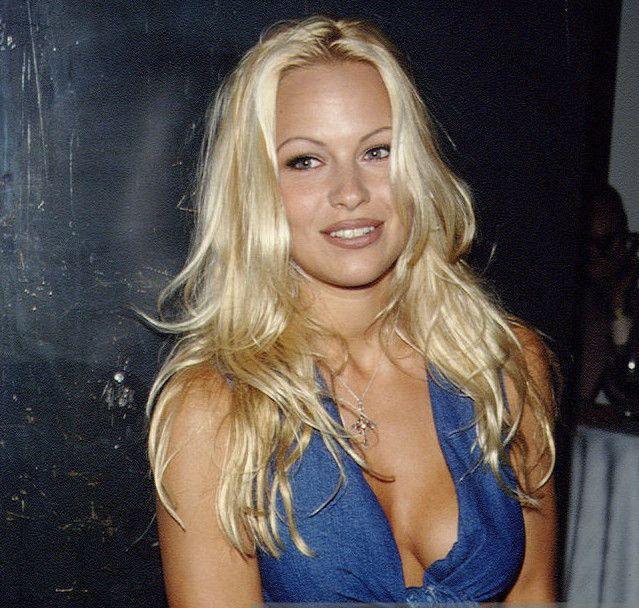 Pamela Blond Nude Photos 44