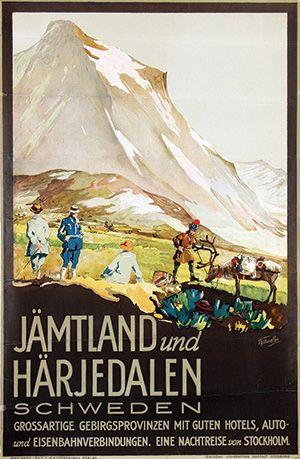 Jämtland / Hjalmar J. Thoresson