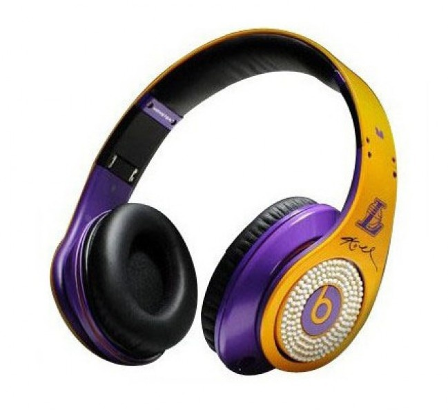 monster beats by dr dre diamond headphones kobe bryant. Black Bedroom Furniture Sets. Home Design Ideas