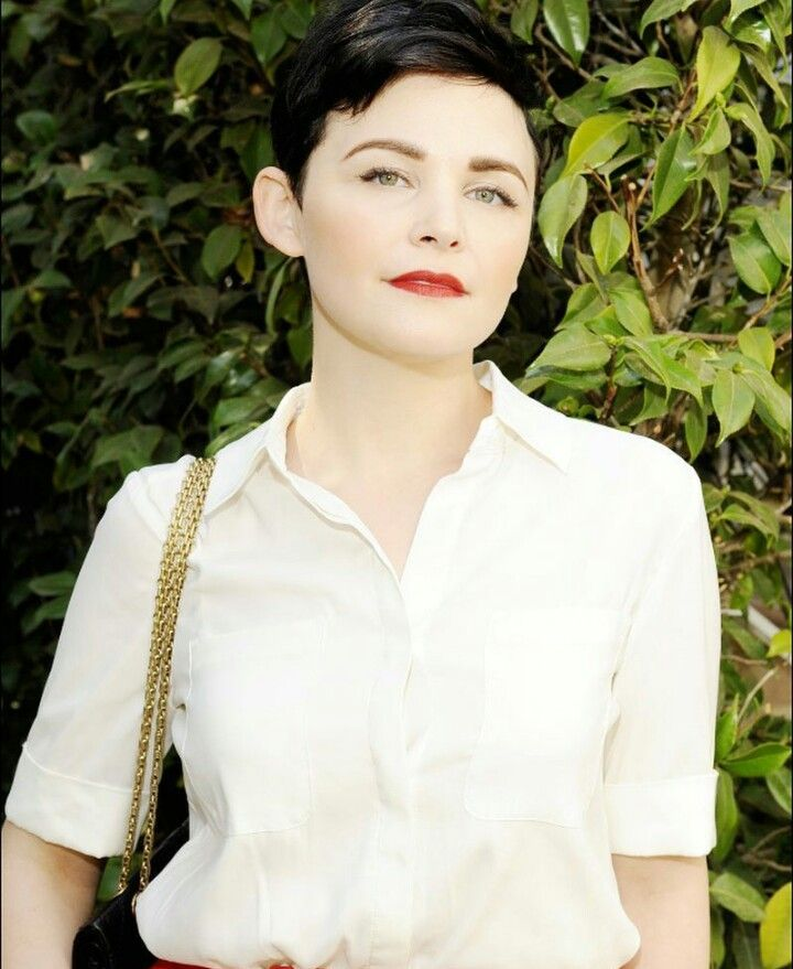 Ginnifer Goodwin some time ago...
