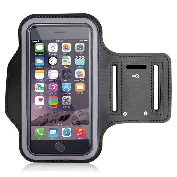Gravydeals® Iphone 6 Exercise Armband Waterproof Premium Running Gym Jogging Sports Armband Case for Apple iPhone 6 6s 4.7 Inch and LG G2 - Black. Premium material for lasting durability. Simply insert your phone into the pocket, wrap the band around your arm. Keeps your phone safely attached to your arm while you run, bike, workout and any time you're on the go. Specially designed for Apple iPhone 6 6S 7 4.7 Inch. Colour: Black.