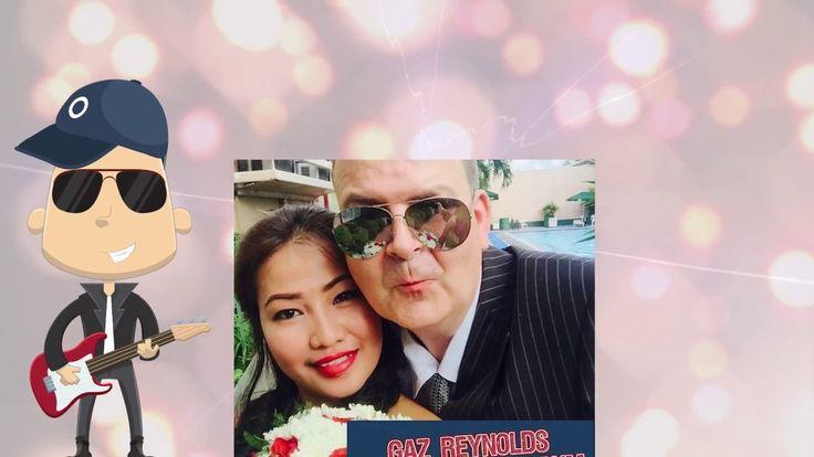 GAZ REYNOLDS - THE WEDDING ALBUM (TV ADVERT) AS FEATURED ON RADIO HARROW...