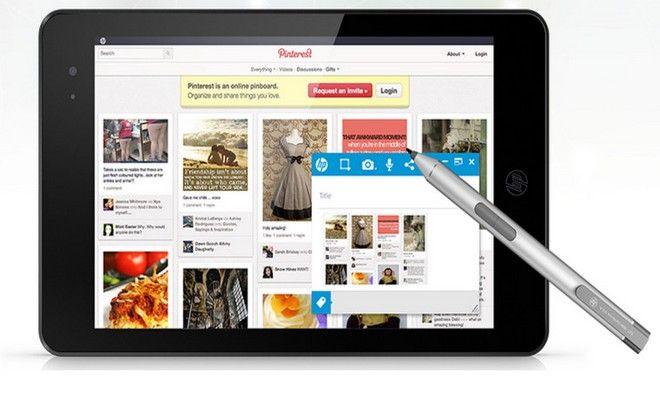 HP Envy 8 Note Tablet con Windows 10