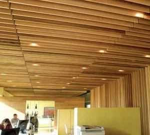 Cloisons plafonds planchers techniques plafonds - Faux plafond industriel ...