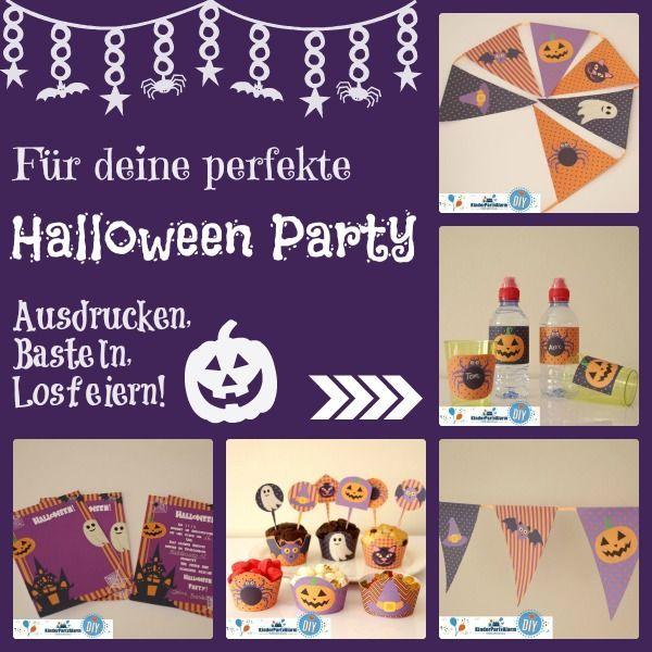 Das Prima Feierset Fur Deine Gelungene Halloween Party Zum Sofort
