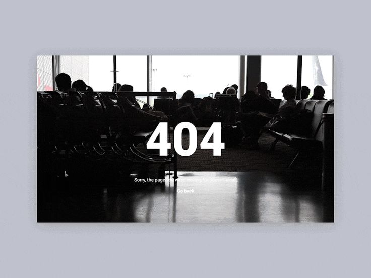404 Page Design Inspiration — March 2017 – Medium