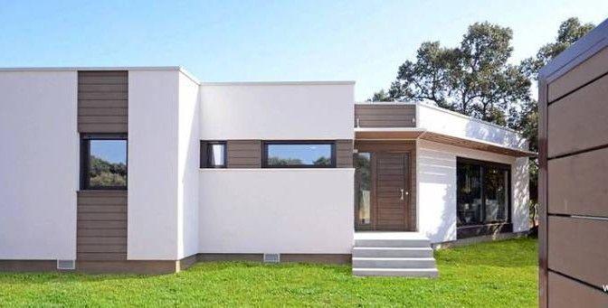 M s de 1000 ideas sobre modelos de casas modernas en - Casas prefabricadas pequenas ...