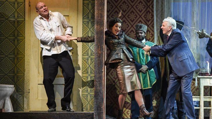 """Theater Duisburg begeisterte mit Franz Lehárs Operette """"Der Graf von Luxemburg"""""""