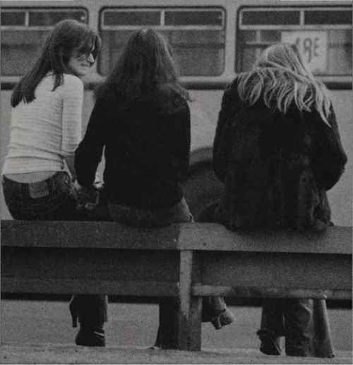 Jeunes prostituées