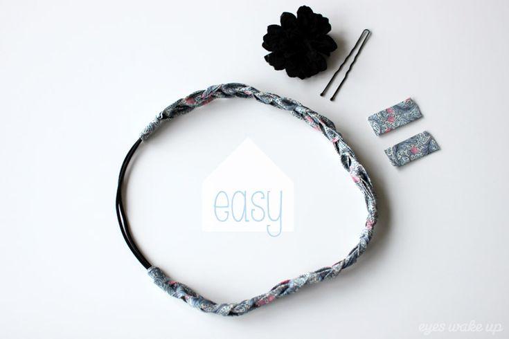 DIY headband liberty