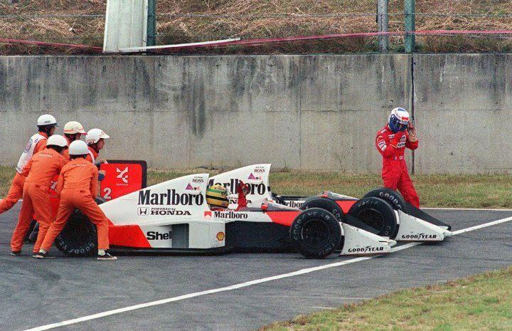 """Ayrton Senna: Alain Prost Revela Que Cogitou Ser Chefe de Senna: """"Seria Engraçado"""""""