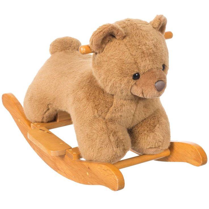 Der Spielzeugtester hat sich das Schaukelbär / Schaukeltier / Baby Kind Schauke… – Spielzeugtester