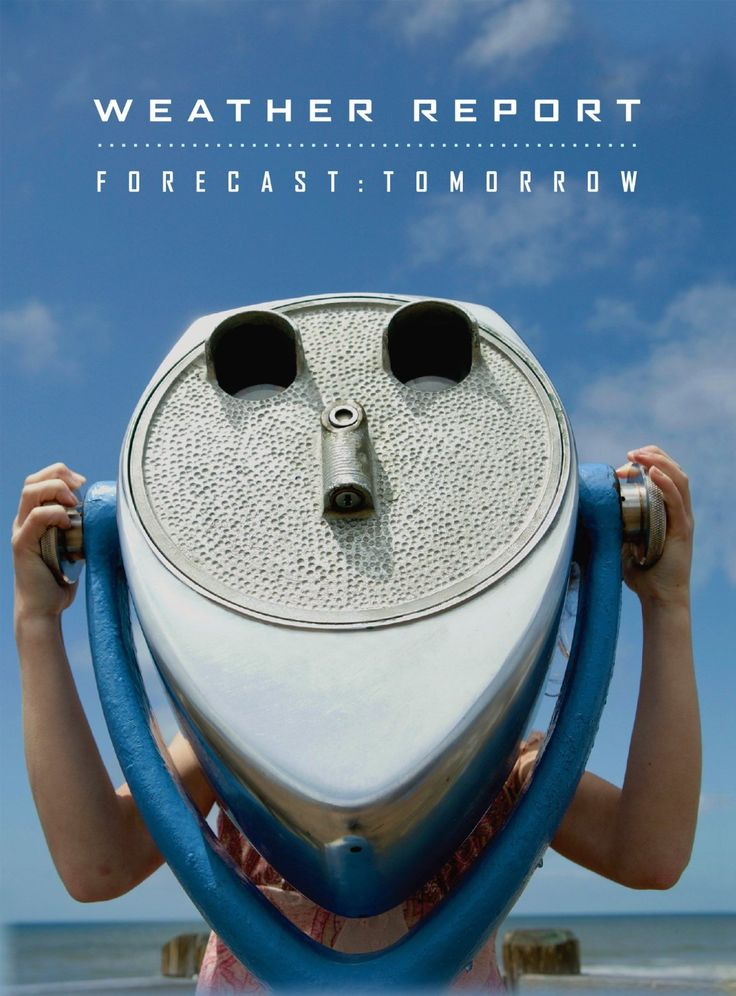 Weather Report - Forecast : Tomorrow [CD/DVD] (2014)