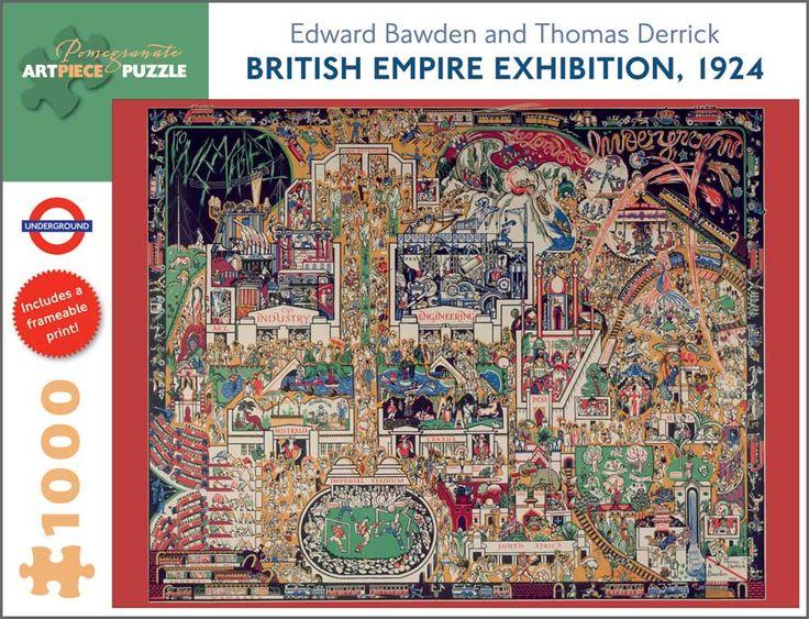British Empire Exhibition, 1924 | PuzzleWarehouse.com