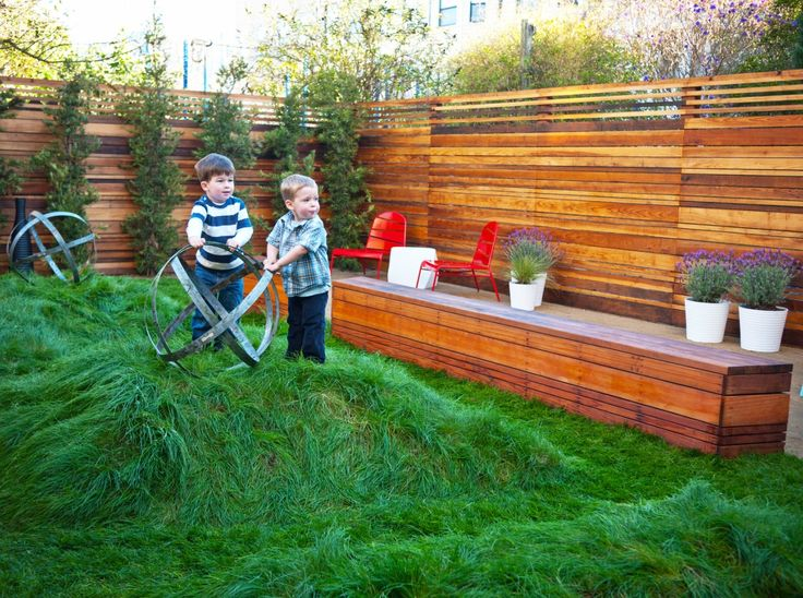 with kids that is the question backyard kidshorizontal fencekid gardengarden ideassmall