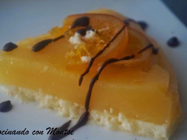 Dulce de naranja para san valentín, Receta por MontseMorote - Petitchef