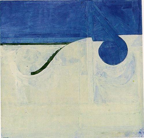 Untitled #34 (1981) Richard Diebenkorn