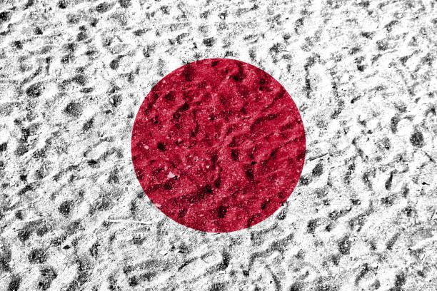 japan flag color