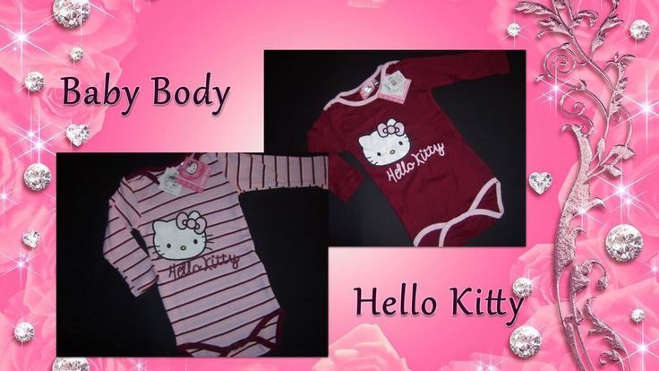 hello kitty kleidung baby