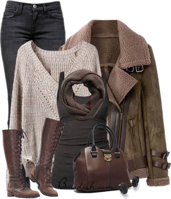 Winter Outfits Polyvore Ideas To Keep You Warm