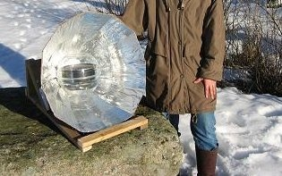 SolarCooking : Solar Cooking