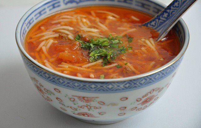 Resimli Şehriye Çorbası Tarifi #çorba #soup #recipes