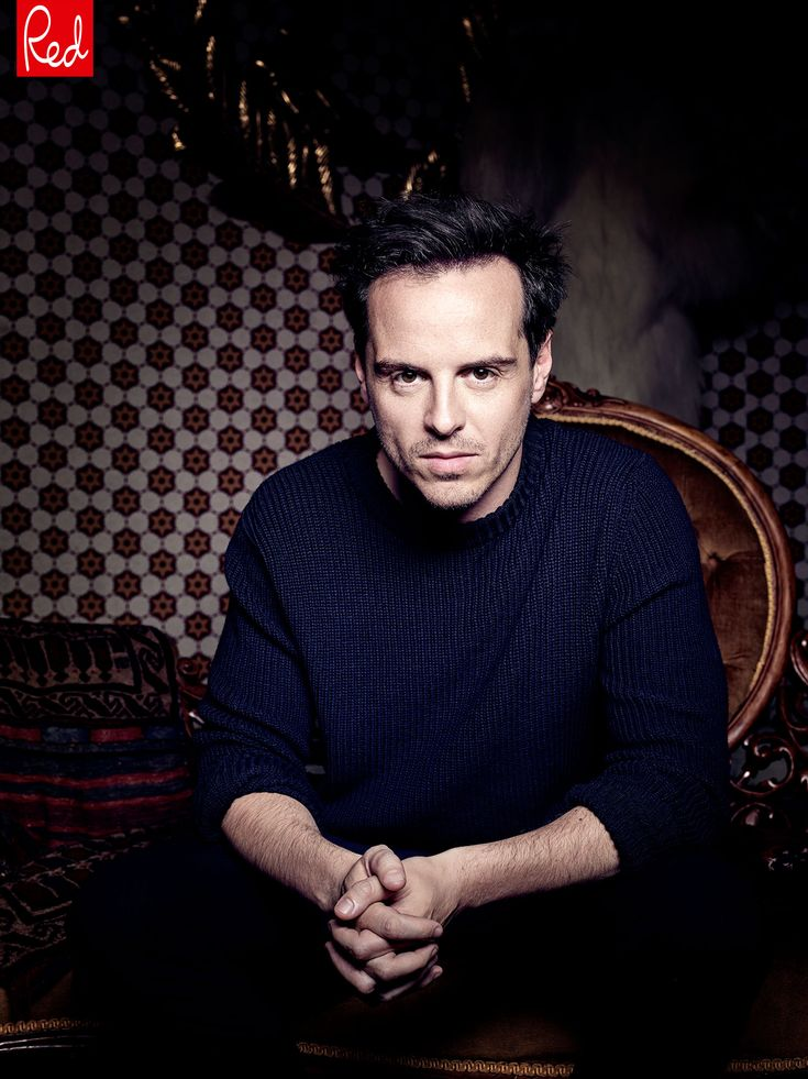 Andrew Scott talks James Bond, Sherlock, and why he feels so strongly about gay marriage | interview via Red Magazine Online (2015-08-28)