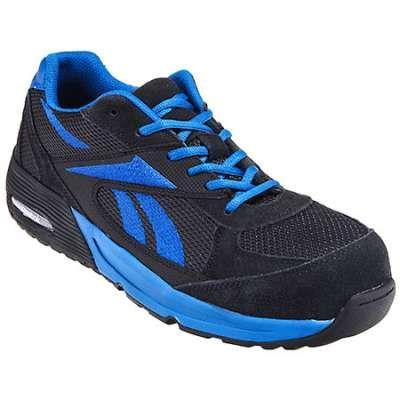 Reebok Shoes: Men's RB4721 Beviad ESD Non Metallic Composite Toe Shoes - Steel Toe Tennis Shoes - Men's Steel Toe Shoes - Footwear