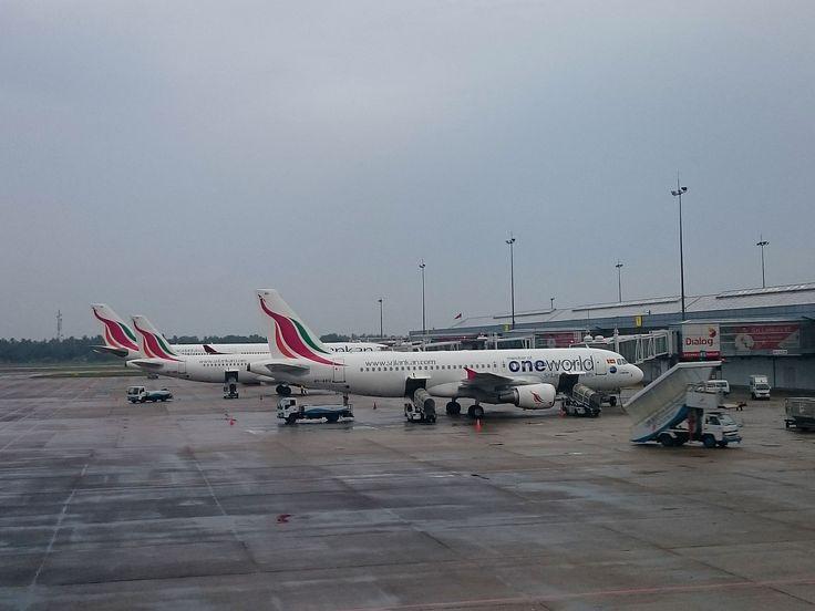 Sri Lanka : fermeture partielle de l'aéroport international de Colombo