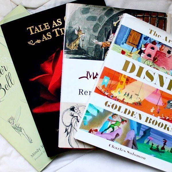 Tem post novo no blog (link na bio) ⭐️ #projeto6on6 #disneybooks #livrosdisney #livrosdecapadura #disneyfans #fãsdrdisney