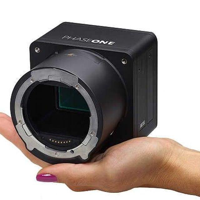 Phase One iXU 180, la medio formato digitale per i droni